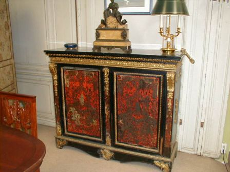 m024 buffet napol on iii vendu antiquit s. Black Bedroom Furniture Sets. Home Design Ideas
